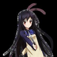 Accel world kuroyukihime render 2 by mekdrax-d55fmw8