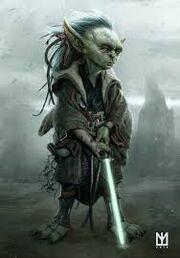 Yoda girl