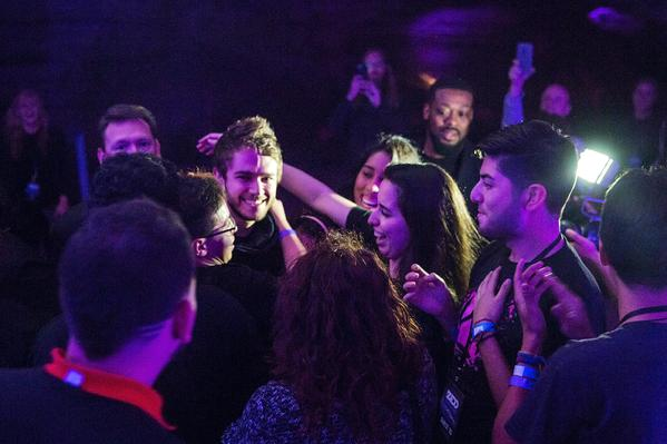 File:Zedd and a group of fans during the Addicted to a Memory ZTCE.jpg