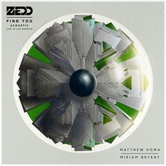Cover art for the acoustic version