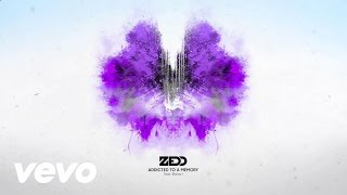 Addicted to a Memory audio video VEVO icon