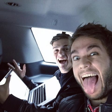 File:Martin Garrix and Zedd going to Spring Awakening.png