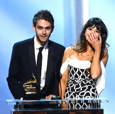 File:Zedd and Foxes at the 56th Grammy Awards (5).png