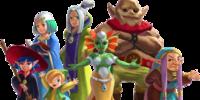 Seven Sages (A Link Between Worlds)