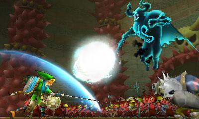 File:Hyrule Warriors Legends Watchers of the Triforce Deadman's Volley (Phantom Ganon Boss Fight).png