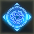 File:Breath of the Wild Key Items (The Master Trials DLC - EX Teleportation) Travel Medallion (Icon).png