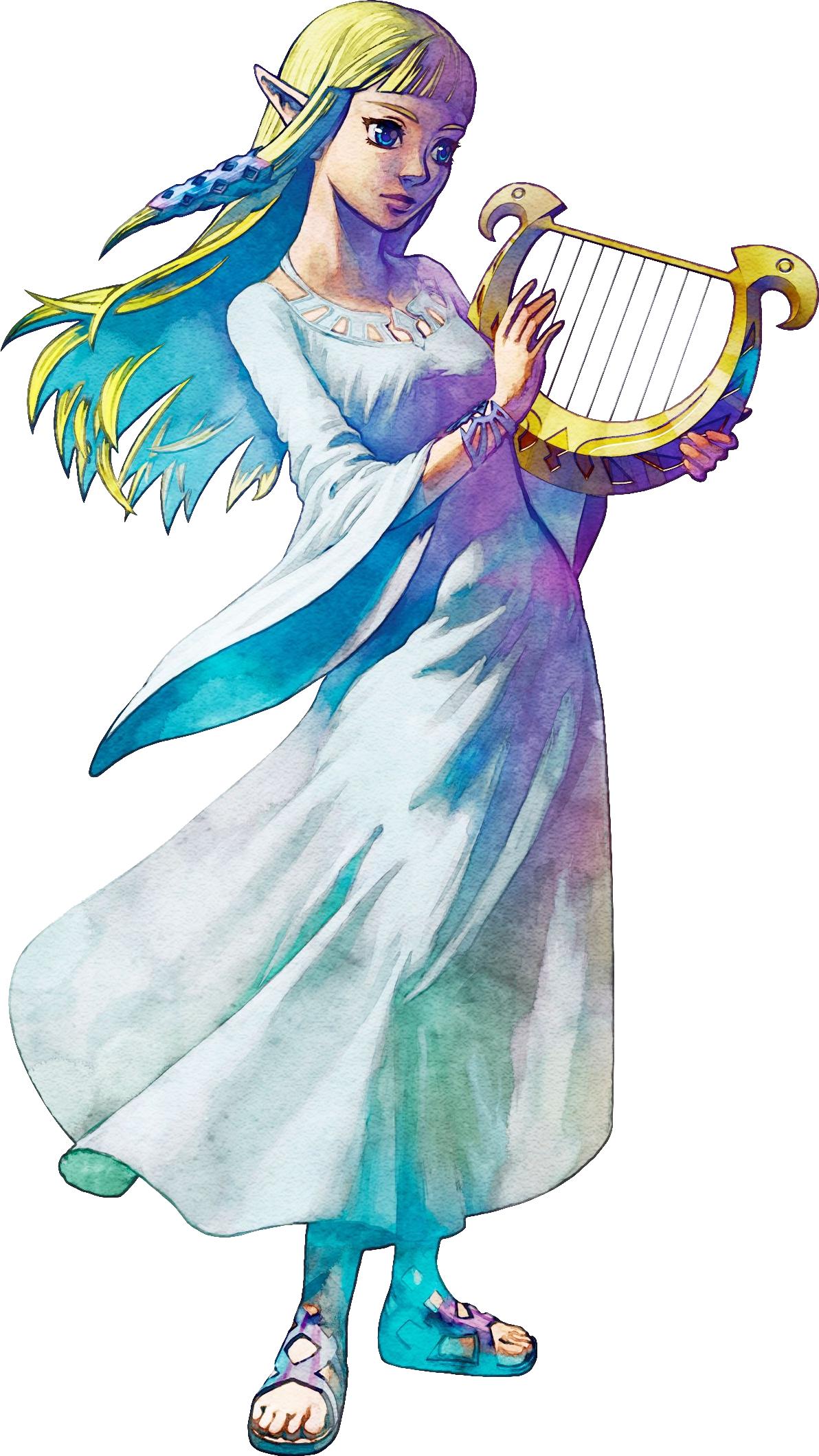 sword cosplay zelda skyward Princess