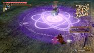 Hyrule Warriors Ocarina Dark Magic Circle