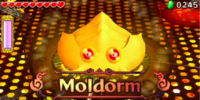 Moldorm (Tri Force Heroes)