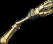 Breath of the Wild Enemy Weapons Bokoblin Arm (Render)
