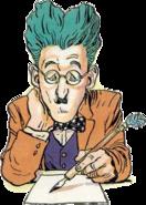 Mr. Write (Link's Awakening)