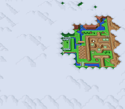 BS Zelda Kodai no Sekiban map Week 1