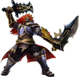 Ganondorf (Hyrule Warriors) 2
