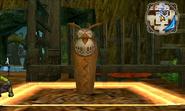 Hyrule Warriors Legend Owl Statue (Inactive)