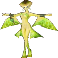 Hyrule Warriors Legends Princess Ruto Standard Outfit (Grand Travels - Golden Chief Cylos)