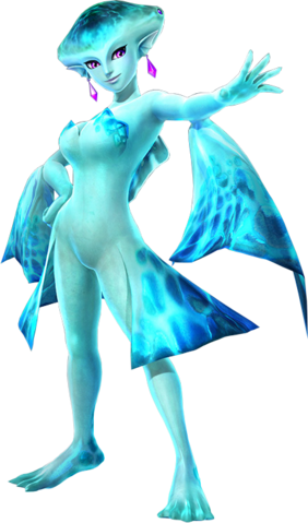 File:Princess Ruto (Hyrule Warriors).png