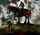 Ganondorfs Pferd