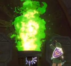 Farore's Flame