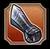 Hyrule Warriors Materials Hylian Captain Gauntlet (Bronze Material)