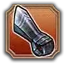File:Hyrule Warriors Materials Hylian Captain Gauntlet (Bronze Material).png