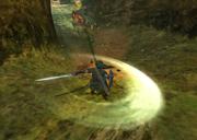 Spin Attack (Twilight Princess)