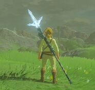 Frostspear View (Breath of the Wild)