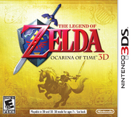 The Legend of Zelda - Ocarina of Time 3D (North America)