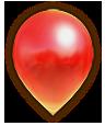 Hyrule Warriors Balloon Rosy Balloon (Level 1 Balloon)