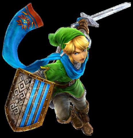 File:Link Sword (Hyrule Warriors).png