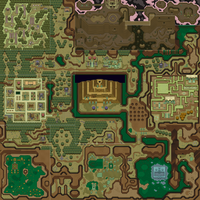 A Link to the Past Overworld Map (Dark World).png