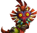 Skull Kid/Hyrule Warriors