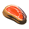 File:Breath of the Wild Meat Raw Meat (Icon).png