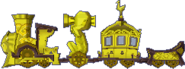 Golden (Train Set)