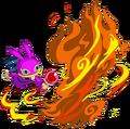 A Link Between Worlds Ravio Fire Rod (Artwork).png