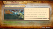 Hyrule Warriors Tutorials Focus Spirit Tutorial (2 of 3)