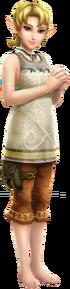 Zelda - Ilia cosplay costume (Hyrule Warriors Twilight Princess DLC)
