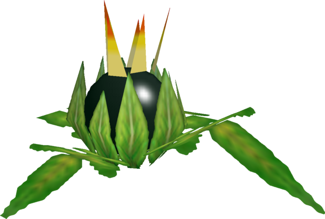 File:Bomb Flower (Ocarina of Time).png