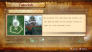 Hyrule Warriors Tutorials Item Power-Ups Tutorial (1 of 1)
