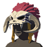 File:Breath of the Wild Faron Barbarian Armor Set Barbarian Helm (Icon).png