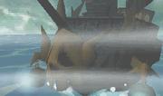 Ghost Ship (Phantom Hourglass)