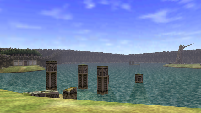 File:Lake Hylia (Ocarina of Time).png