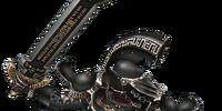 Darknut Sword
