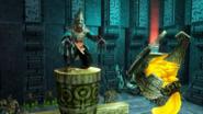 Hyrule Warriors Usurper King Zant Zant VS Imp Midna