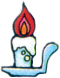 File:Candle (The Adventure of Link).png