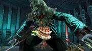 Hyrule Warriors Usurper King Zant Giant Form (Scimitars)