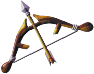 Majora's Mask Bow Hero's Bow (Artwork)