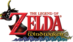 The logo for the Wind Waker