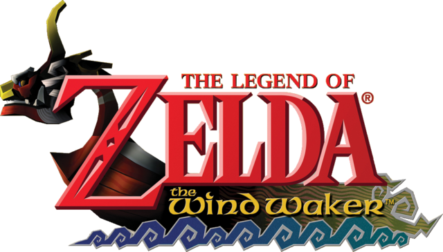 File:The Legend of Zelda - The Wind Waker (logo).png