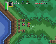 Link to the Past Heart Piece 8