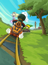 Characters (Spirit Tracks)